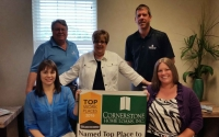 Metro East Branch – 2016 Top Workplace