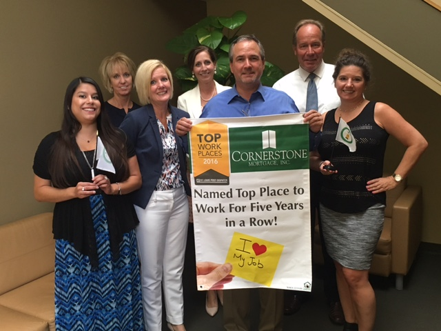 South St. Louis County Branch – 2016 Top Workplace